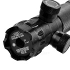 8807 Rifle Scope láser verde w / Clip + + + transmisor Interruptor - Negro
