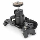 Bicycle Bike Aluminum Alloy Mount Holder for Digital Camera - Black