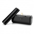 External 2800mAh Power Bank for iPhone 5 / Touch 5 / Nano 7 / iPad Mini - Black