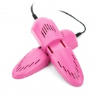 YoungKe YK-212 Retractable Shoe Dryer - Pink (2 PCS)