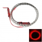 12.6W 630lm 90-SMD 1210 LED Red Light Strip (12V / 90cm)