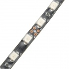 12.6W 630lm 90-SMD 1210 LED Blue Light Car Lamp Strip (12V)