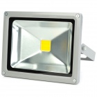 20W 2000lm 7000K LED White Light Projection Lamp - White (85~265V)