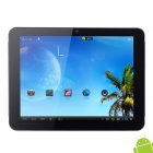 "UZone Q8 8"" Capacitive Screen Android 4.1.1 Dual Core Tablet PC w/ TF / Wi-Fi / Camera - Silver"