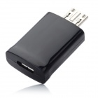 Micro USB 5Pin Female to Micro USB 11Pin Male Adapter for Samsung Galaxy S3 i9300 / i939 - Black