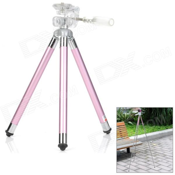 Fotopro FY-583 Digital Camera Mini Tripod - Pink helicoil insert 18 8 stainless steel unified us coarse 1 1 4 7 x 1 5d 1 875 lgth qty 25