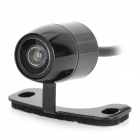 Universal Car 170 Degree Viewing Angle CMOS Rearview Camera - Black (DC 12V / 40-Cable)