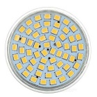 GU10 3W 400lm 3500K 60-SMD 3528 LED Warm White Light Lamp (220V)