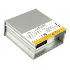 12V 5A Rain-Proof Switching Power Supply - Silver (AC 100~240V)