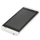 "JIAYU G3 Android 4.0 MTK6577 Dual-Core Smartphone w/ 4.5"" IPS, GPS and Wi-Fi - Silver Grey"