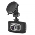 "KVD G8000 2.7"" TFT LCD 1080P 5.0MP CMOS Wide Angle Car DVR w/ 4-LED Night Version / HDMI - Black"