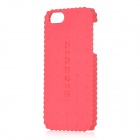 Newtons Biscuit Style Protective Plastic Case for Iphone 5 - Pink