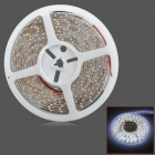 Highlight 24W 2100lm 6500K 300-SMD 3528 LED White Light Flexible Light Strip - White (12V / 500cm)