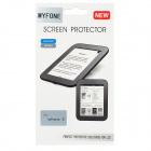 Myfone I5 High Clear PET Screen Protector Film for iPhone 5 - Transparent
