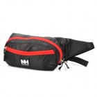 Naturehike NH Ultra-Light Waist / Travel / Messenger Bag - Black (3 L)