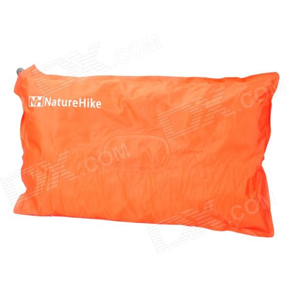 Naturehike Outdoor Widen Auto Air Inflatable Cushion Pillow for Traveling - Red (50 x 30cm) portable white inflatable arch tent inflatable tunnel for trade show come with air blower
