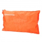 Naturehike Outdoor Widen Auto Air Inflatable Cushion Pillow for Traveling - Red (50 x 30cm)