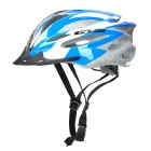 GUB K80 Outdoor 17-Vent Cycling Bike Bicycle Helmet - Blue + White