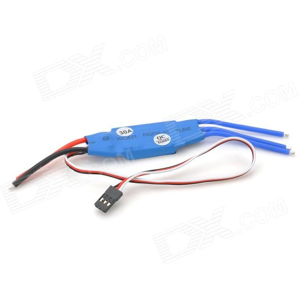 SKY 30A Electronic Speed Controller ESC Brushless Motors w/ BEC - Blue