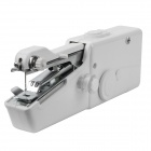HQS-Y28172 Portable Handheld Electric Sewing Machine - White (4 x AA)