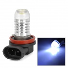 M20130105-66 Highlight H11 3W 200lm 1-SMD 4040 LED White Light Car Foglight - (DC 12V)
