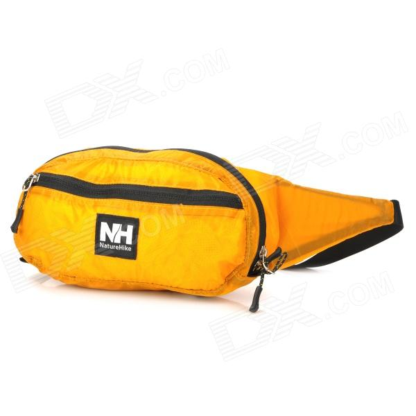 Naturehike NH Ultra-Light Waist / Travel / Messenger Bag - Orange (3 L)