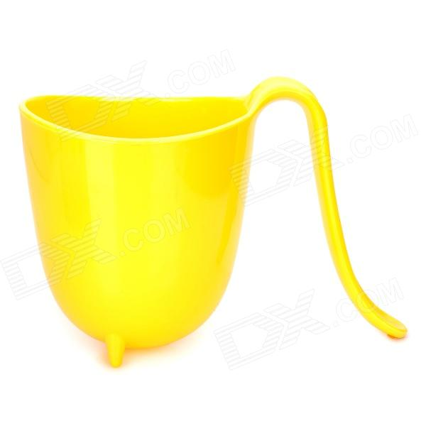 Creative Household Cool Water / Tooth Cup - Yellow (300mL)