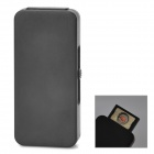 Rechargeable 250mAh USB Lighter - Black