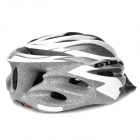 GUB K80 Outdoor 17-Vent Cycling Bike Bicycle Helmet - Black + White