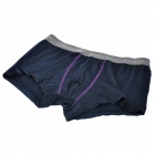 Naturehike NH Sport Man's Quick Dry Underwear Pants - Dark Blue (XL)