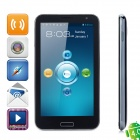 "ThL W6 MTK6577 Dual-Core Android 4.0 WCDMA Bar Phone w/ 5.3"" IPS, Wi-Fi and GPS - Black (ROM 4GB)"