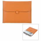 Protective PU Leather Case for iPad 2 / 3 / 4 - Yellowish Brown