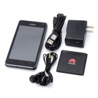 "HuaWei Honor+ U8950D Android 4.0 WCDMA Bar Phone w/ 4.5"" IPS, Wi-Fi, GPS and 8.0MP Camera - Black"