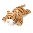 4021 Cute Tiger Doll Fridge Magnet - Yellow