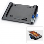DUO Pinball Game Controller for iPad - Black + Blue