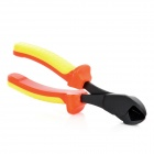 Pro'sKit PM-916 Insulated Heavy Duty Side Cutter Pliers - Yellow + Orange + Black
