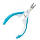 Pro'skit SR-333 Mini Precise Stainless Steel Scissors - Blue + White (120mm)