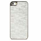 Protective PC Electroplating Shinning Case for Iphone 5 - Silver