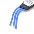 30A Brushless Speed Controller ESC for R/C Helicopter Quadcopter - Black