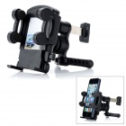 Multi-Direction Car Mount Stand for Mobile / MP4 / iPad / GPS / PSP - Black