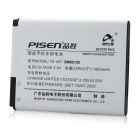 PISEN BM60100 1800mAh 3.8V Replacement Battery for HTC T528w / T528d / T528t - White