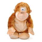 Cute Plush Music Dancing Orangutan Toy - Brown