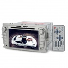 "Klyde KD-7008 7"" Resistant Touch Screen DVD Player w/ GPS / PIP / Bluetooth for Ford Focus 2008-2010"
