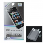 NILLKIN Protective Matte Frosted Screen Protector Film Guard for LG E960 Nexus 4 - Transparent