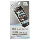 NILLKIN Matte Screen Protector Guard + Blue Film + Cleaning Cloth for Samsung I8750 - Transparent