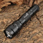 SingFire SF-52 800lm 5-Mode Memory White Tactical Flashlight w/ Cree XM-L T6 - Black (1 x 18650)