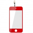 Replacement Glass Touch Screen Digitizer Model for iPod Touch 4 - Jacinth