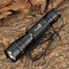 SingFire SF-51 800lm 5-Mode Memory White Tactical Flashlight w/ Cree XM-L T6 - Black (1 x 18650)