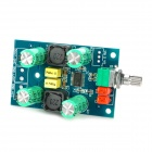 DIY Mini Digital 25W x 2 Power Amplifier Module Board w/ Terminals - Green + Blue (DC 10~25V)
