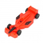 F1 Racing Car Design High Speed USB 2.0 Flash Drive - Red + Black (8GB)